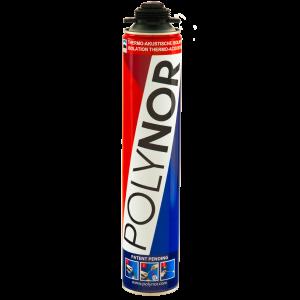 Polynor Pro Spray Foam 750ml Cans