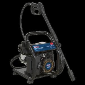 Pressure Washer 130bar 420L/hr 2.4hp Petrol
