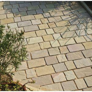 Strata Natural Stone Paving Setts