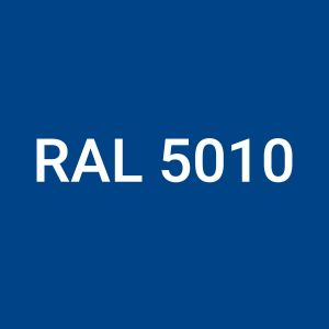 Rainbow RAL Coloured Silicone, RAL 5010 Gentian Blue