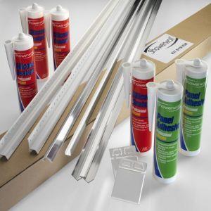 Showerwall Trim Kit