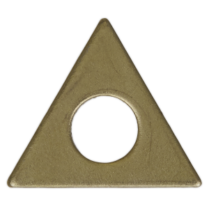 Sealey Triangle Washers for SR2000 Pack of 10
