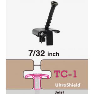 UltraShield Locking Clips (TC1) Pack of 50