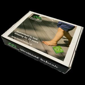 NewTechWood Ultrashield Composite Decking Presentation Box