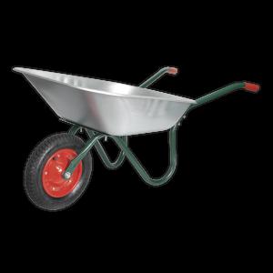 Sealey Wheelbarrow 65L Galvanized