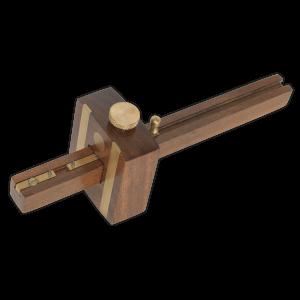 Sealey Hardwood Mortise Gauge 200mm
