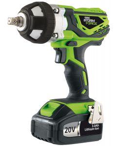 Draper - Draper Storm Force® Cordless Impact Wrench (20V)