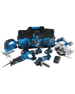 Draper - Storm Force®  20V Cordless Kit (12 Piece)