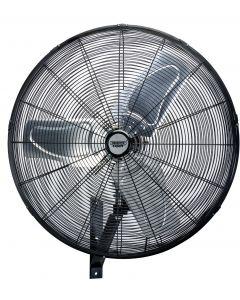 """Draper - Industrial Wall Mounted Fan 24"""" (600mm)"""