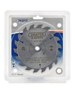 Draper - Expert TCT Saw Blade 150X20mmx18T