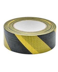 Draper - Hazard Tape (50m x 48mm)