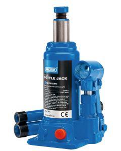 Draper - Hydraulic Bottle Jack (2 Tonne)