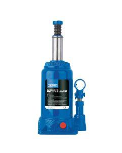 Draper - High Lift Hydraulic Bottle Jack (4 Tonne)