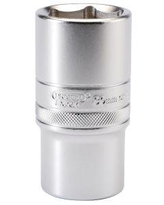 """Draper - 1/2"""" Sq. Dr. 6 Point Metric Deep Socket (30mm)"""