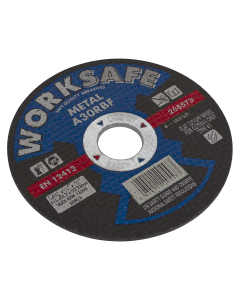 Sealey Cutting Disc Flat Metal Ø115 x 3.2 x 22mm