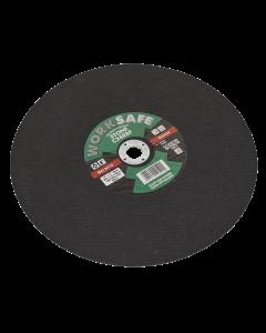 Sealey Cutting Disc Flat Stone Ø300 x 3.2 x 20mm