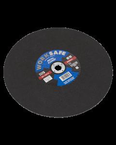 Sealey Cutting Disc Flat Metal Ø300 x 3.2 x 20mm