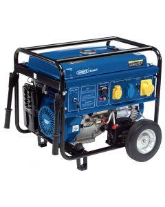 Draper - Petrol Generator (5.5KVA/5.0kW)