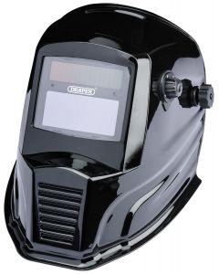 Draper - Solar Powered Auto-Varioshade Welding and Grinding Helmet