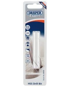 Draper - 0.5mm HSS Drill Bit