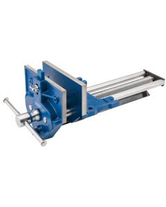 Draper - 225mm Quick Release Woodworking Bench Vice