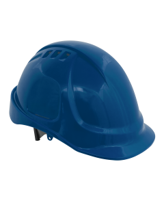 Sealey Plus Safety Helmet - Vented (Blue)