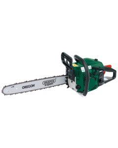 Draper - 450mm Petrol Chainsaw with Oregon® Chain and Bar (45cc)
