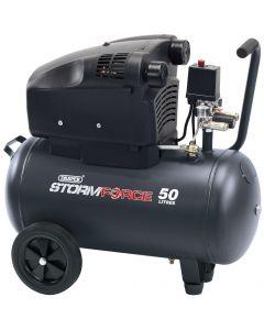 Draper - 50L Air Compressor (1.8kW)