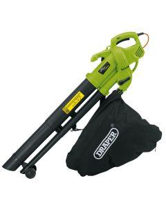 Draper - Draper Storm Force® Garden Vacuum/Blower/Mulcher (3000W)