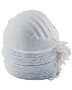 Draper - 50 Disposable Nuisance Dust Masks