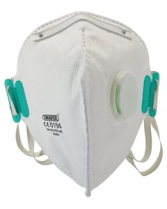 Draper - FFP3 NR Vertical Fold Flat Mask (pack of 2)
