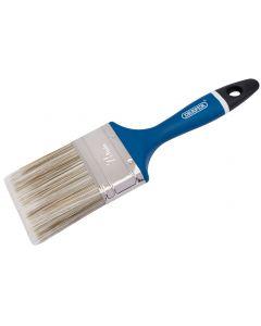 "Draper - Soft Grip Handle Paint-Brush 75mm (3"")"