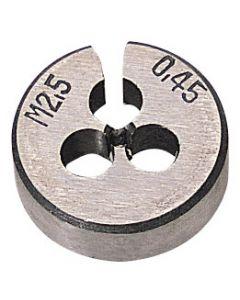 "Draper - 13/16"" Outside Diameter 2.5mm Coarse Circular Die"
