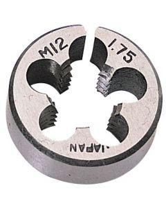"Draper - 1"" Outside Diameter 12mm Coarse Circular Die"