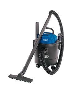 Draper - 15L 1250W 230V Wet & Dry Vacuum Cleaner