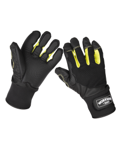 Sealey Anti-Vibration Gloves Extra-Large - Pair