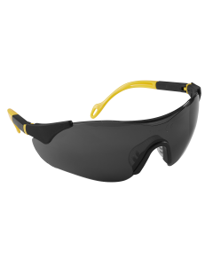 Sealey Sports Style Shaded Safety Specs with Adjustable Arms