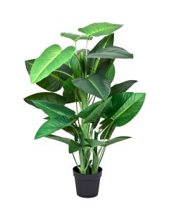 Artificial 130cm Real Touch Calla Lily Tree in Pot