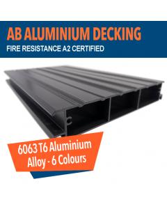 AB Aluminium Fire Rated Decking