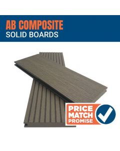 AB Building Products Composite Solid Decking Boards