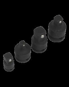 Impact Socket Adaptor Set 4pc