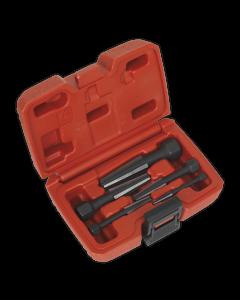 Sealey Screw Extractor Set 5pc Double Edge