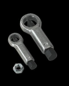 Sealey Nut Splitter Set 2pc