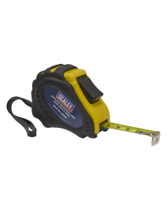 Sealey Autolock Tape Measure 3m(10ft) x 16mm - Metric/Imperial