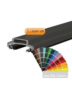 Alukap-XR 45mm Bar 3.0m  No RG PC Alu E/Cap