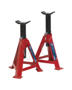 Axle Stands (Pair) 5tonne Capacity per Stand AS5000