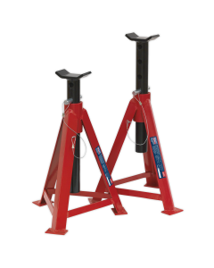Axle Stands (Pair) 5tonne Capacity per Stand AS5000M