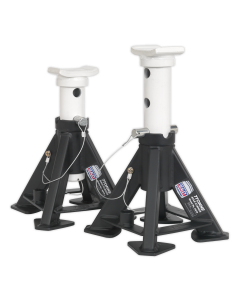 Axle Stands (Pair) 7tonne Capacity per Stand Short