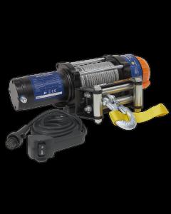 Sealey ATV/Quad Recovery Winch 2040kg (4500lb) Line Pull 12V