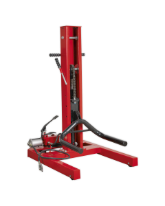 Vehicle Lift 1.5tonne Air/Hydraulic with Foot Pedal